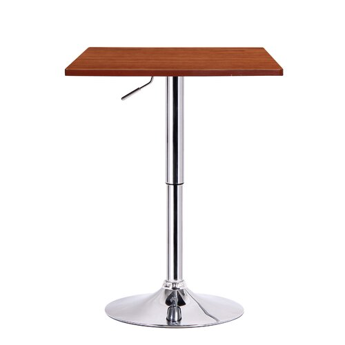 Luta Adjustable Height Pub Table