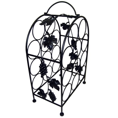 Pangaea Home and Garden 11 Bottle Wine Rack