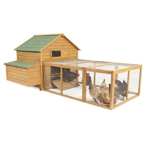 Petmate Chicken Fort Run