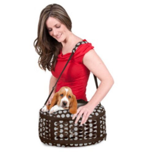 Petmate Curvations Underseat Traveler Pet Carrier