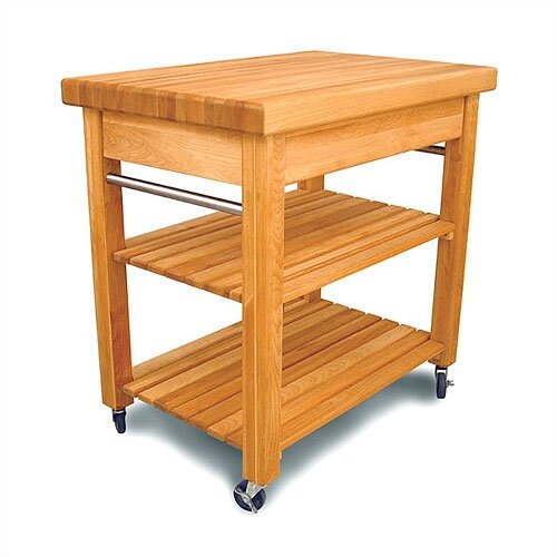 Catskill Kitchen Island Cart