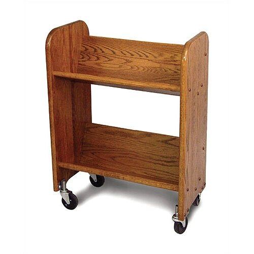 Catskill Craftsmen, Inc. BookMaster in Walnut Oak