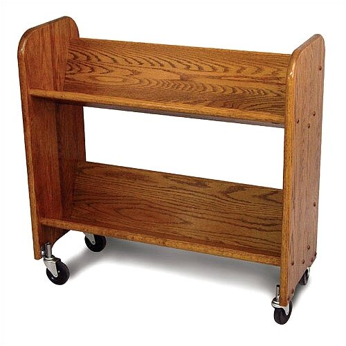 Catskill Craftsmen, Inc. Rol-Rack in Walnut Oak
