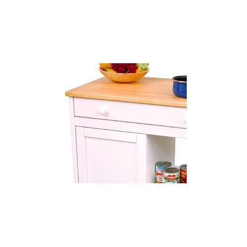 Catskill Craftsmen Cottage Kitchen Cart I Amp Reviews Wayfair