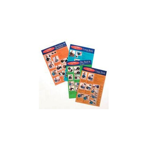 FitBall Wall Chart Package