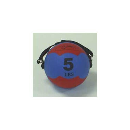 "FitBall Minimed 5"" in Red"