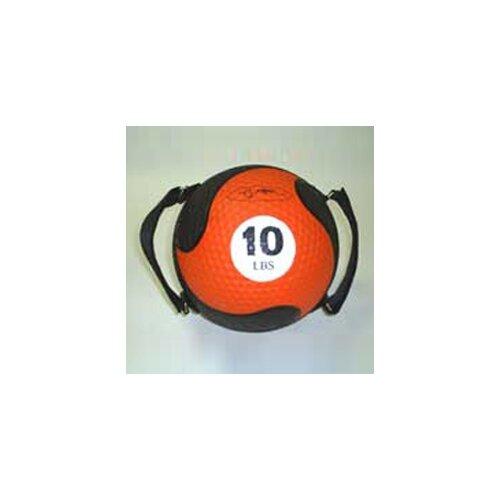 "FitBall Medballs 9"" in Orange"
