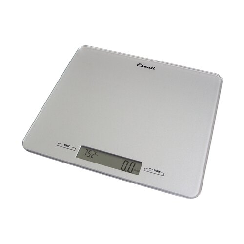 Escali Alta 22 lbs Digital Kitchen Scale