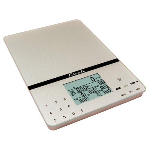 Cesto Portable Nutritional Tracker in Silver