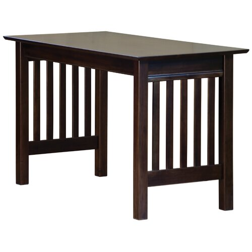 "Atlantic Furniture Mission 48"" W x 24"" D Work Table"