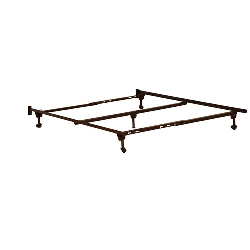 Atlantic Furniture Urban Lifestyle Metal Bed Frame Queen