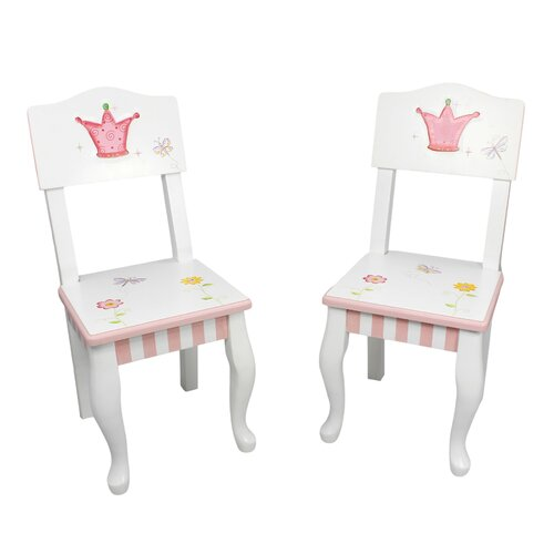 Princess and Frog Kids Chairs