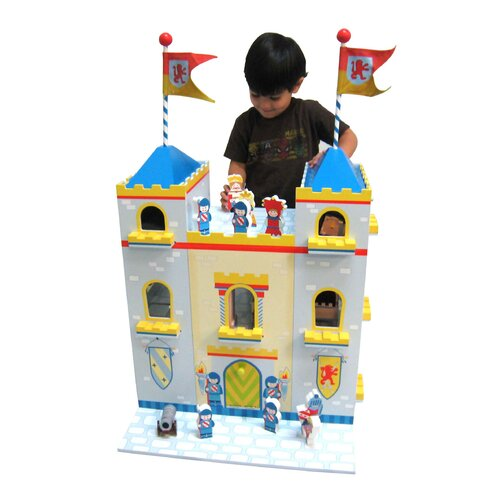 Teamson Kids Prince Play Castle
