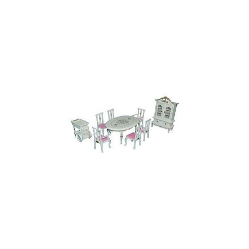 Child Accessories 9 Piece Dining Room Set