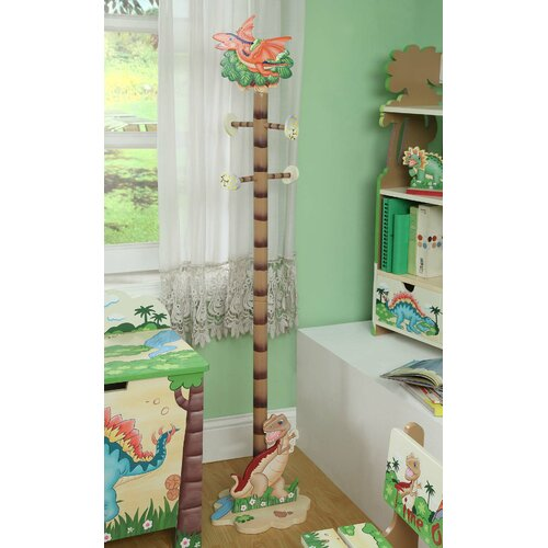 Dinosaur Kingdom Children's Coat Rack