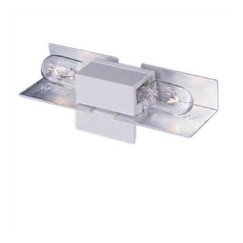 Ambiance® LX Linear Track Lighting Lampholder in White
