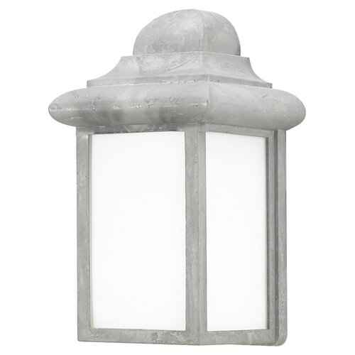 Sea Gull Lighting Mulberry Hill 1 Light Outdoor Wall Lantern