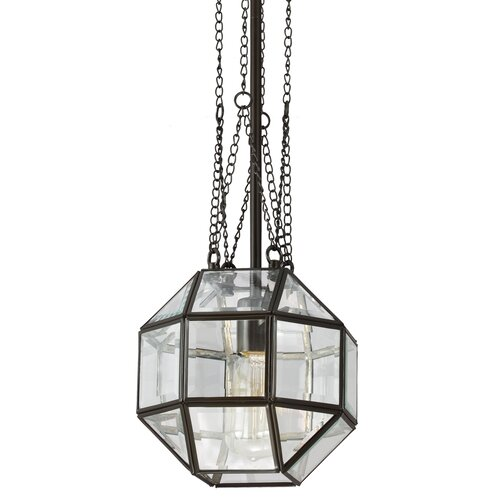 Lazlo 1 Light Pendant
