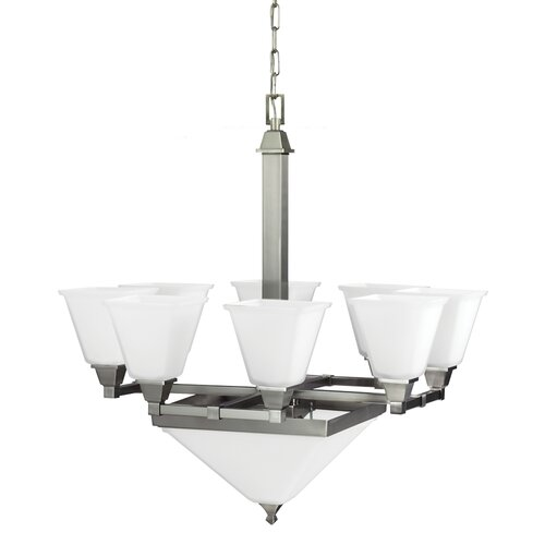 Denhelm 10 Light Chandelier