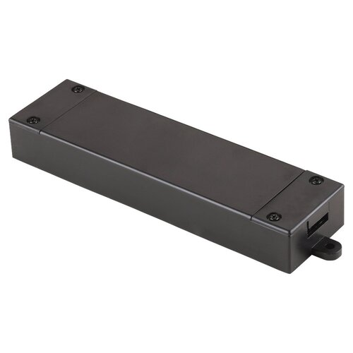 12V Electronic Transformer in Black