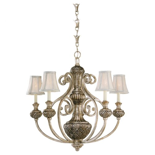 Sea Gull Lighting Highlands 5 Light Chandelier
