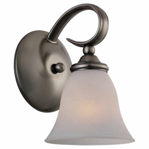 Sea Gull Lighting Rialto 1 Light Vanity Sconce