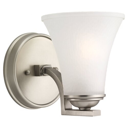 Sea Gull Lighting Somerton 1 Light Wall Sconce