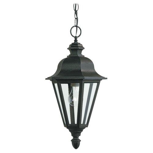 Sea Gull Lighting Classic 1 Light Outdoor Pendant