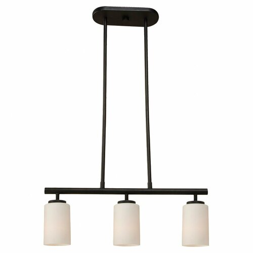 Sea Gull Lighting Oslo 3 Light Kitchen Island