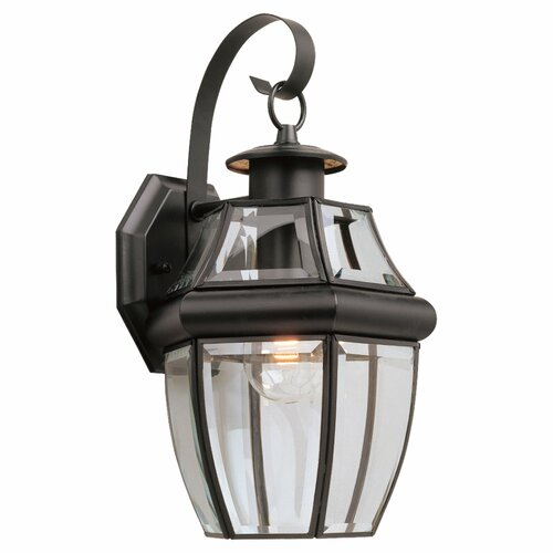 Sea Gull Lighting Classic 1 Light Outdoor Wall Lantern & Reviews Wayfair
