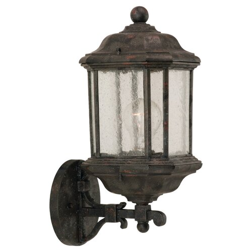 Sea Gull Lighting Kent 1 Light Outdoor Wall Lantern