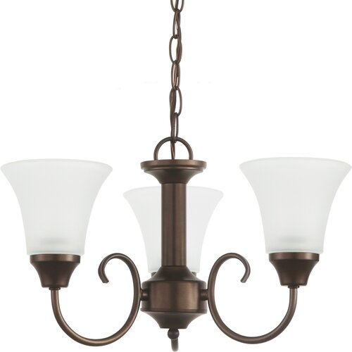 Holman 3 Light Chandelier