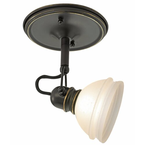 Sea Gull Lighting Ambiance Transitions 1 Light Monopoint Track Light