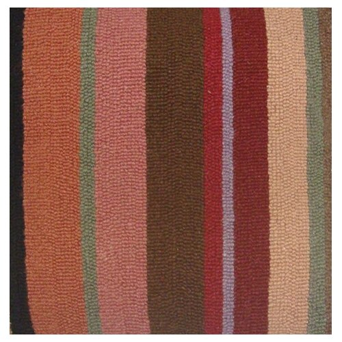 Susan Branch Home Yipes Stripes Square Pillow