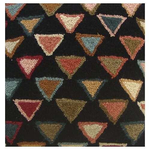 Susan Branch Home Triangles Square Pillow