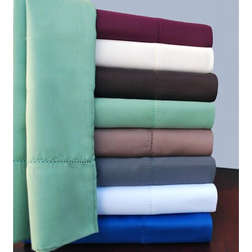 Hem Stitch Pillowcase (Set of 2)
