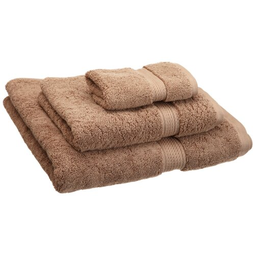 Simple Luxury Luxurious Egyptian Cotton 900 GSM 3 Piece Towel Set