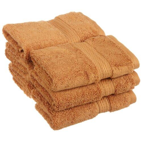 Simple Luxury Superior 900 GSM Egyptian Cotton 6-Piece Face Towel Set