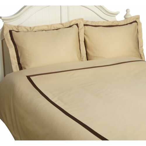 Simple Luxury Hotel Collection 300 Thread Count Duvet Cover Set