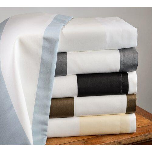 Simple Luxury Cabana Cotton Rich 600 Thread Count Pillowcase