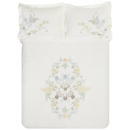 Hyacinth 3 Piece Duvet Set