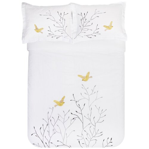 Swallow 3 Piece Duvet Set