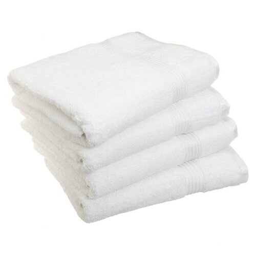 Superior Egyptian Cotton 4-Piece Bath Towel Set