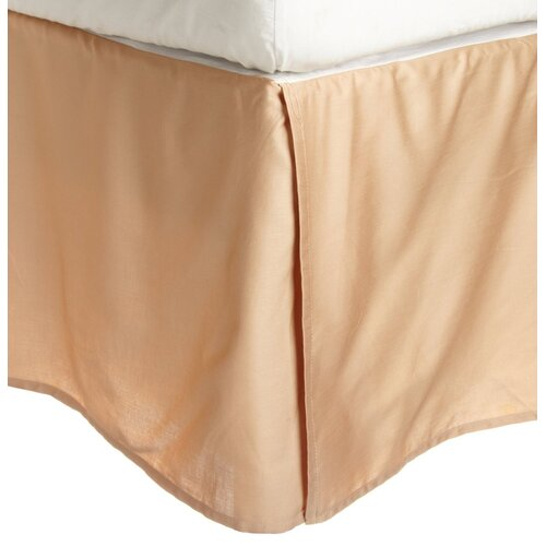 Simple Luxury 300 Thread Count Egyptian Cotton Solid Bed Skirt
