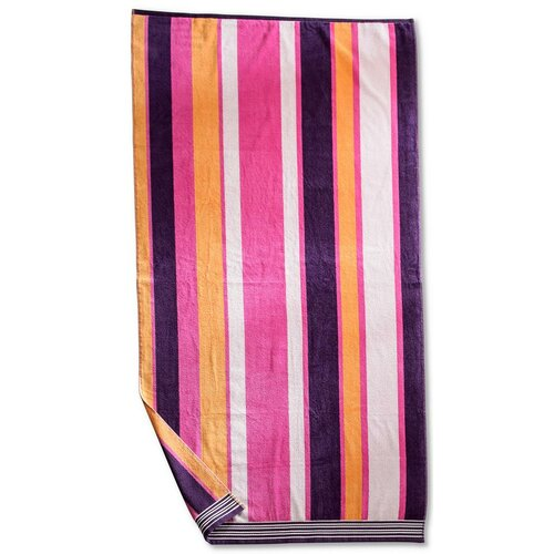 Simple Luxury Striped Beach Towel