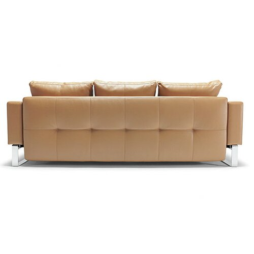 Innovation USA Cassius Q Deluxe Convertible Sofa