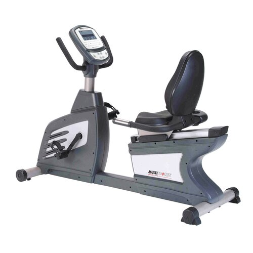 Multisports Commercial Self Generating Recumbent Bike