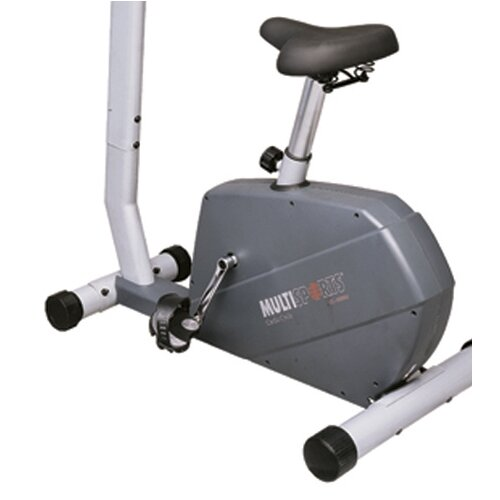 Multisports Cardio-Cycle Programmable Upright Bike