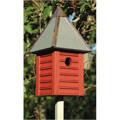 Gatehouse Bird House