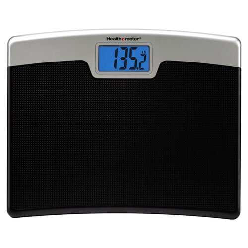 "Health o Meter 1.5"" Royal Backlit Display Digital Bath Scale"